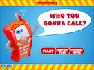 'Who you gonna call?' game
