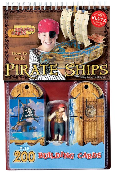 Building Cards: How to Build Pirate Ships