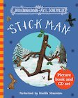 Stick Man: Book and CD