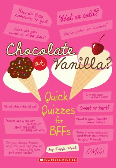 Chocolate or Vanilla?