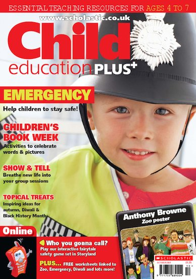 Child Education PLUS October 2009