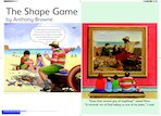 The Shape Game by Anthony Browne (1 page)