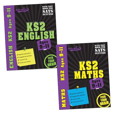 Gold Stars KS2 Pack: Ages 9-11