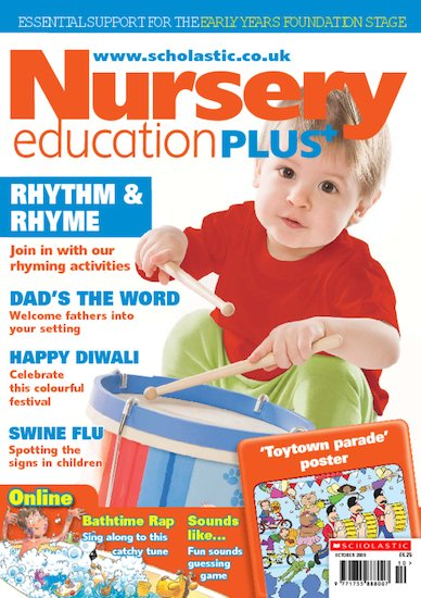 Nursery Education PLUS October 2009