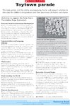 Toytown parade - activities (1 page)
