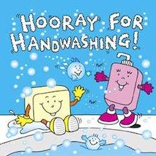 Hooray for handwashing