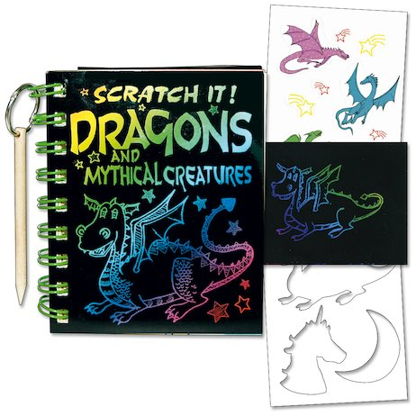 Scratch It! Dragons