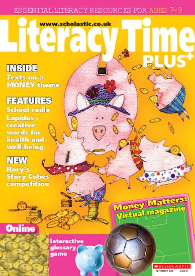 Literacy Time PLUS Ages 7 to 9 September 2009