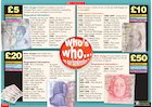 Who's who on our banknotes?