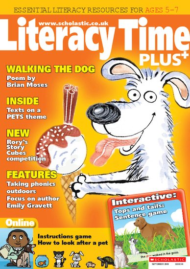 Literacy Time PLUS Ages 5 to 7 September 2009