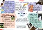 Famous pets