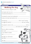 Walking the dog - Frame 1 (1 page)