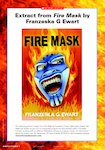 'Fire Mask' novel extract (4 pages)