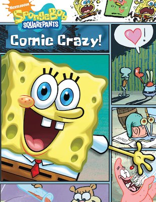 SpongeBob: Comic Crazy!