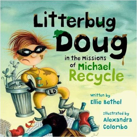 Image result for litterbug doug