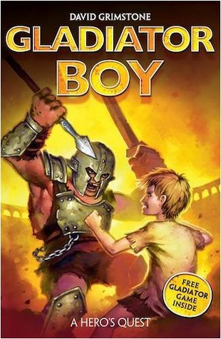 Gladiator Boy: A Hero's Quest
