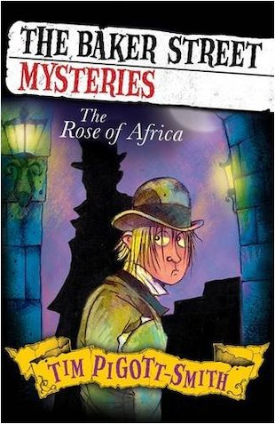 The Baker Street Mysteries: The Rose of Africa