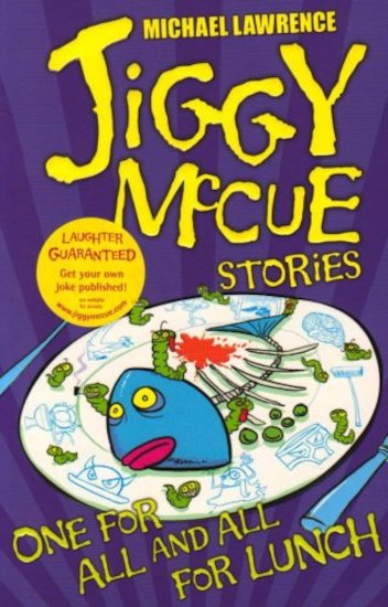 Jiggy McCue: One for All and All for Lunch