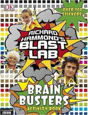 Richard Hammond's Blast Lab: Brain Busters