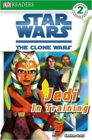 Clone Wars: Jedi in Training