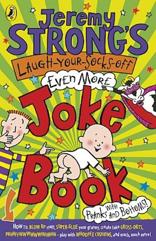Laugh-Your-Socks-Off Even More Joke Book