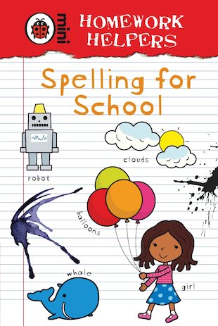 Mini Homework Helpers: Spelling for School