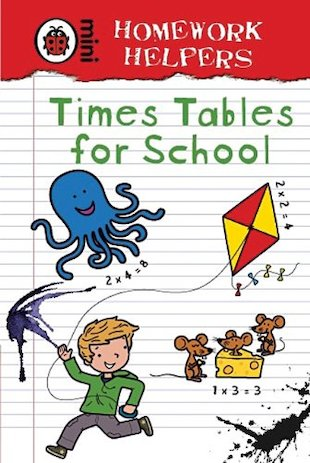 Mini Homework Helpers: Times Tables for School