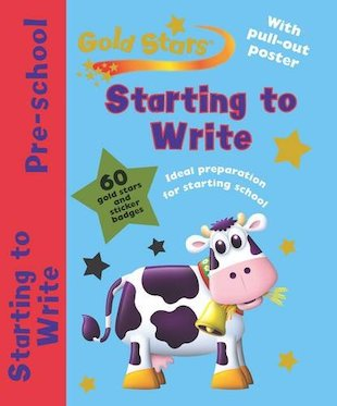 Gold Stars Pre-School: Starting to Write