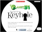 Through the keyhole: Planet 51