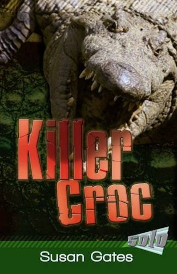 Barrington Stoke Solo: Killer Croc