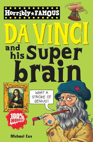 Da Vinci and his Super-Brain
