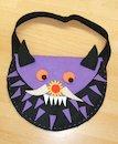 Monster's bag