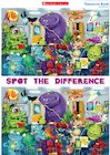 Spot the difference: Monsters poster