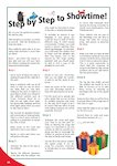 Nativity Play Kit - Step by step to showtime (1 page)