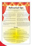 Nativity Play Kit - Rehearsal tips (1 page)