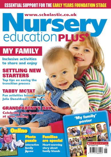 Nursery Education PLUS September 2009