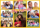 My family – poster