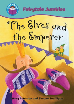 Fairytale Jumbles: The Elves and the Emperor