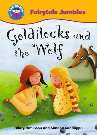 Fairytale Jumbles: Goldilocks and the Wolf