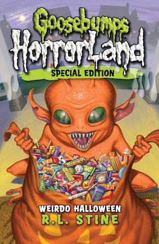 HorrorLand: Weirdo Halloween