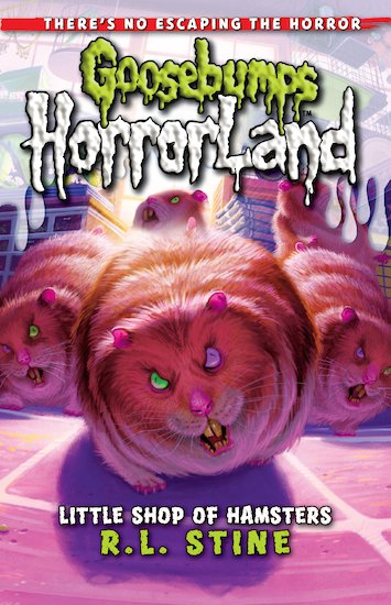HorrorLand: Little Shop of Hamsters