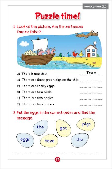 Angry Birds: Stop the Pigs sample activity