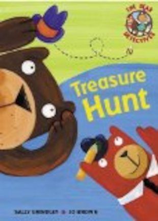The Bear Detectives: The Treasure Hunt