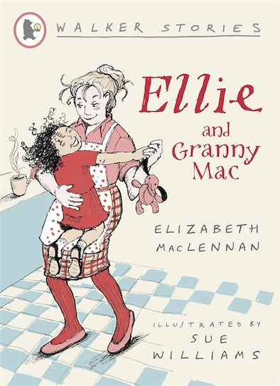 Ellie and Granny Mac