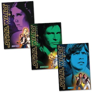 Star Wars: Rebel Force Trio