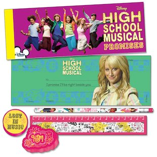 High School Musical Promise Pack