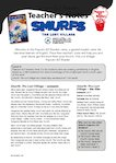 Smurfs: The Lost Village teacher's notes (18 pages)