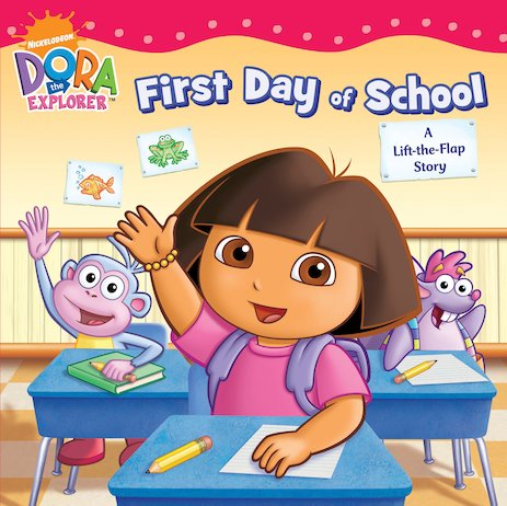 Dora's First Day of School