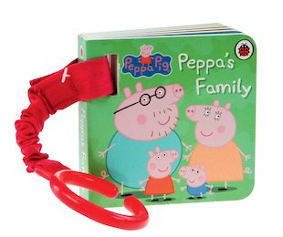 Peppa's Family Buggy Book