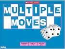 Multiple and division game – interactive